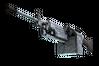 M249   Blizzard Marbleized (Field-Tested)