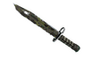 ★ Bayonet | Boreal Forest (Well-Worn)