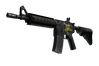 StatTrak™ M4A4 | Zirka (Well-Worn)